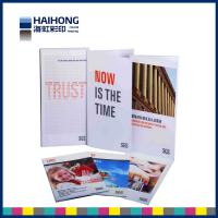 Cheap Small  Soft Cover Saddle Stitch Book Printing binding , catalogue and brochure printing for sale