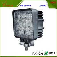"""Cheap Hot-Sell and Square 4"""" 27W LED Work Light for Forklift, Bulldozer and Truck for sale"""