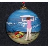 China Christmas Decorated Ball,Glass Decorated Ball on sale
