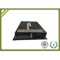 Cheap 1 Channel Video Digital Optical Converter With BNC FC Port For CCTV Cameras for sale