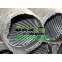 Cheap Stainless Steel 316 Wedge Wire Wrapped Screens for Water Well Drilling Screen for sale
