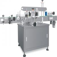 Buy cheap Multifunction Electric / Automatic Labeling Machine For Plastic Glass Bottles from wholesalers