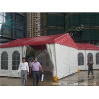 Cheap 6x6M Commercial Waterproof Rain Tents Outdoor Event Canopy UV Resistant for sale