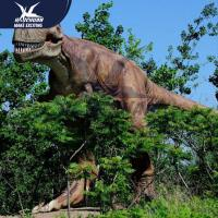 Cheap High Simulation T-REX Realistic Dinosaur Models For Park Decoration for sale