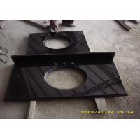 China Home Depot Black Granite Slab Countertops Replacement For Home Decoration on sale