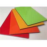 Cheap Aluminum Composite Panels With LDPE Core For Cladding Decoration for sale