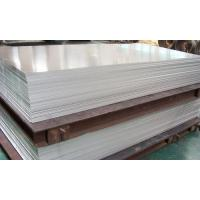 Cheap Durable 6061 T6 Aluminum Sheet , 2mm Aluminium Sheet Apply To Railway Carriage for sale