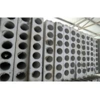 Cheap High Strength MgO Lightweight Partition Walls , Insulated Hollow Core Concrete Panels for sale