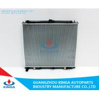 China AT Radiator Plastic Tank Size 47 / 57 x 713 mm Navara D40 4CYL Diesel 2005 on sale
