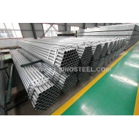 China Pre-Galvanized Steel Pipe (Round) on sale