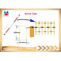 Cheap Straight / fence / folding boom barriers automatic barrier gate for parking for sale