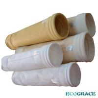 Cheap Customized Cement Kiln Smoke Dust Collector Filters, P84 Filter Bag D160 * 6000mm for sale