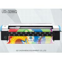 Cheap Canvas Eco Solvent Wide Format Printing Machines Phaeton UD 3286Q For Vinyl wholesale