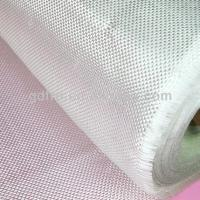 China Fiberglass cloth/ fabric/E-glass woven roving fiberglass fabric Glass fiber fabric on sale