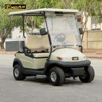 Buy cheap CE Approved 2 Seater Electric Utility Golf Cart 48v Trojan Battery from wholesalers