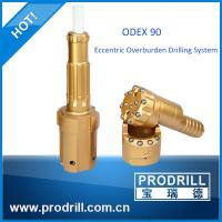 Cheap Odex90 system casing 114 for rock anchoring and site investigation with good quality for sale