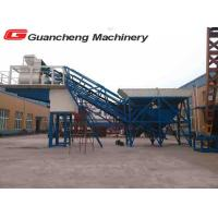 YHZS25  Mobile Concrete Batching Plant 3.8m Discharge Height