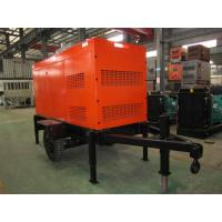Cheap Automatic 100 KVA Mobile Power Unit Generator Silent Type For Emergency And Standby for sale