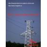 Buy cheap megatro 220KV 2A2 J1 single circuit transmission line lattice steel tower from wholesalers