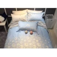 Cheap Embroidered Modern Bedding Sets 4Pcs Logo Customized With Different Size wholesale