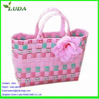 Cheap straw tote  basket for sale