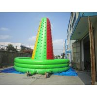 Cheap commercial use inflatable water rock climbing wall   CFC-006 for sale