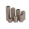 Buy cheap #10-32 Stainless Steel Socket Set Screws, DIN916 Double End Set Screws from wholesalers