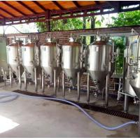 China micro beer brewing equipment, fermenters for beer, beer making equipment on sale
