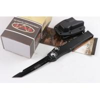 Cheap Microtech knife (Black blade) for sale