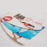 Cheap PVC Advertising Cardboard for sale