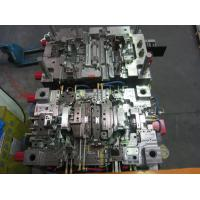 Cheap Plastic injection mold with TPU+PA66 material, the parts used in the Automobile field. for sale