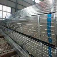 Cheap China factory price10X10-120X120mm Pre Galvanized Steel Tube for Furniture/Frame for sale