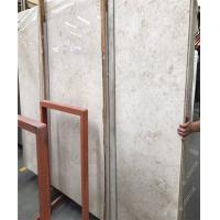 Cheap White Rose Marble Slab Countertops / Marble Tile Kitchen Countertops for sale