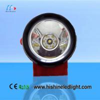 Cheap 1W AC110 - 240 V Cordless 5500K - 7000K Mining Led Headlamps For Cap Lamp for sale