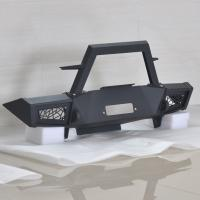 Cheap No Punch Jeep Wrangler Jk Front Bumper Original Design Car Parts 28*48*16 CM for sale