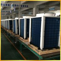 Cheap 12 KW High COP EVI Heat Pump , Heating And Cooling Heat Pump for sale
