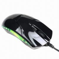 Cheap Game Mouse with 800dpi Resolution for sale