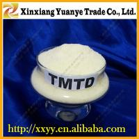 Cheap Eco-friendly tire rubber accelerator tmtd(tt) Quality comes first for sale