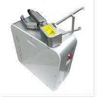 Cheap 20W High Cleanliness Fiber Laser Rust Removal Machine With Auto Focus for sale
