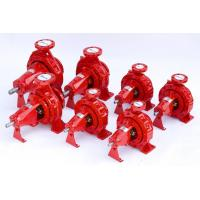 Buy cheap 450gpm@102PSI UL FM Approved Fire Pumps Set With Tornatech Controller from wholesalers