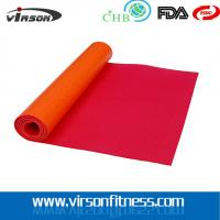 new designs 3-10mm custom print fitness Double color yoga mats