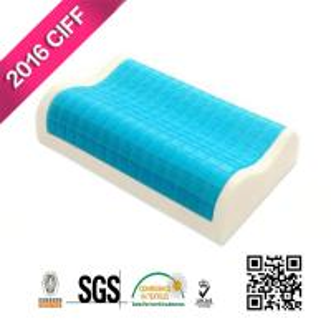 Cheap Customize Pillowcase Cooling Gel Pillow Memory Foam | Meimeifu for sale
