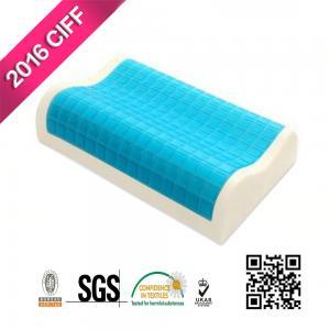 Cheap Hotel Sleep Cool Blue Memory Foam Pillow | MEIMEIFU MATTRESS for sale