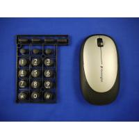 Cheap Overmold Keyboard  / PC wireless Computer Mouse in overmolding plastic for sale