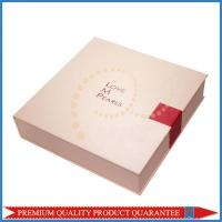 Cheap Matte Custom Color Print Cosmetics Paper Packaging Box for Gift Use for sale