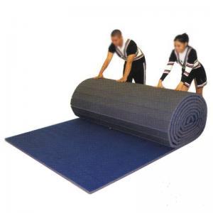 Commercial Kids Gymnastics Exercise Flooring Mats / Cheerleading Tumbling Mats