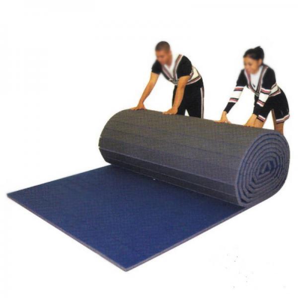 Quality Commercial Kids Gymnastics Exercise Flooring Mats / Cheerleading Tumbling Mats wholesale