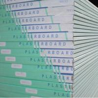 China Drywall/Plasterboard/Colorful Paper-faced Gypsum Board/Fibrous Plaster  on sale