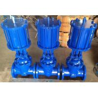 Cheap Pneumatic Actuator Gate Valve By Bolted Bonnet Use For Oil And Gas Etc., for sale