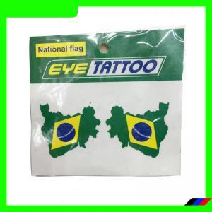 Cheap Brazil national flag face paint,body face paint for sale